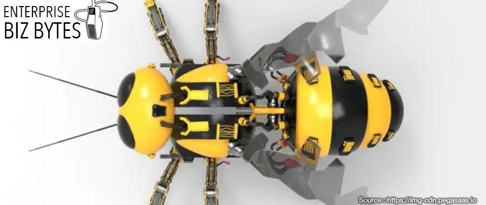 Walmart Presents Autonomous Robot Bees!