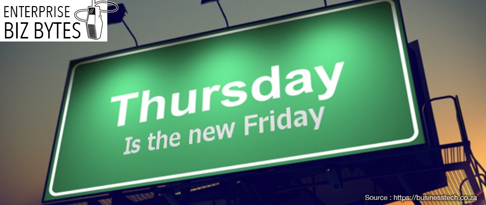 Convert Your Company To A 4-Day Work Week