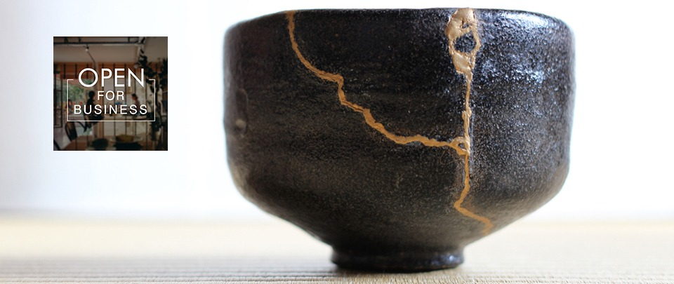Kintsugi: Embrace Your Imperfections and Find Happiness – The Japanese Way