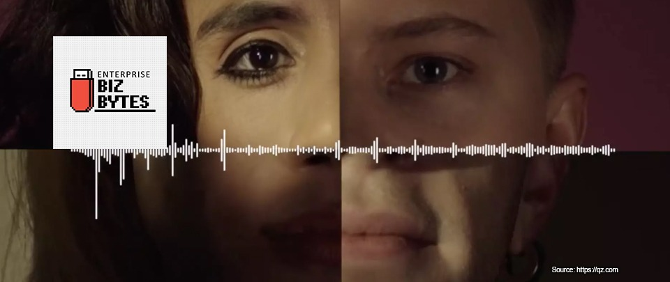 Q, The Genderless AI Voice