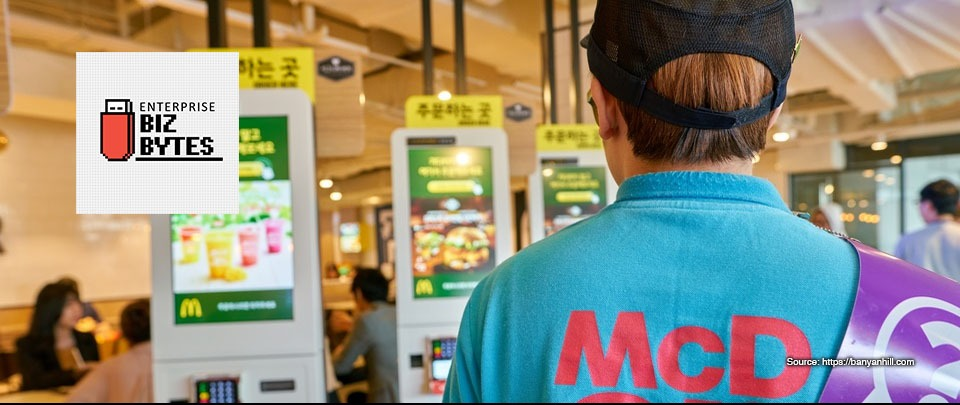 McDonald's Is Using AI To Be More Like Amazon