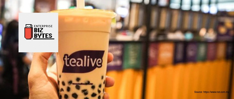 Tealive Aims For World Domination