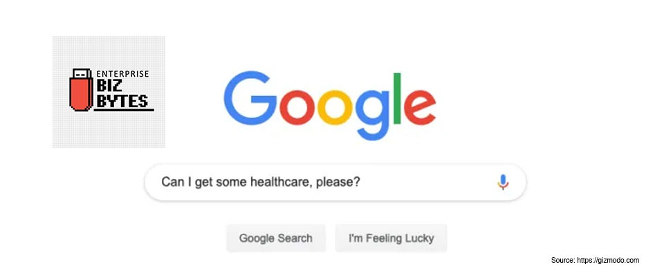 Hey Google, Can I Get Some Healthcare Please?