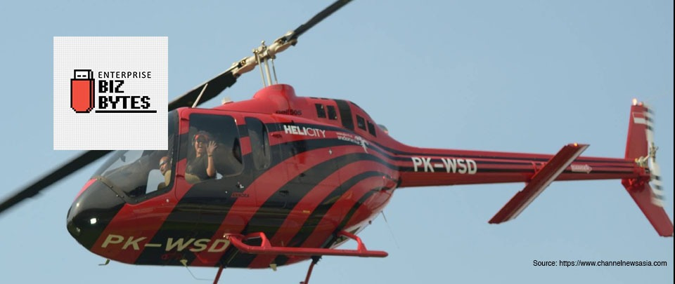 KL Might Be Getting A Helicopter-Hailing Service Soon