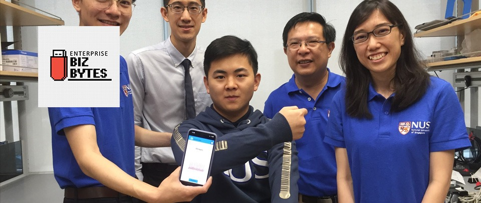NUS Figures Out Better Connectivity and Battery Life For Wearable Tech