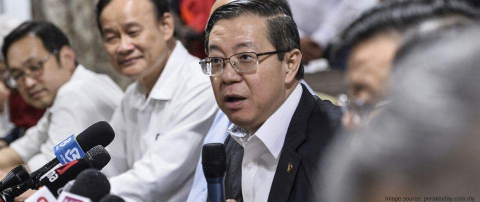 DAP Throws Support Behind Tun Mahathir