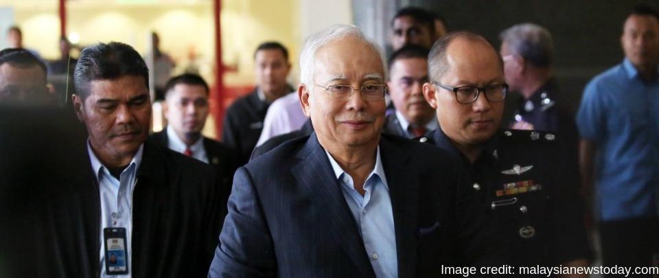 Explaining Najib's 25 Recent Charges