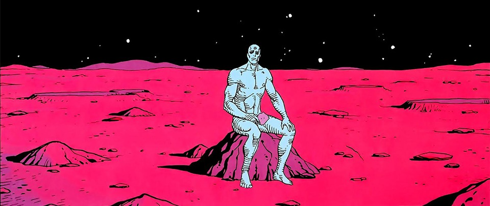 Episode #4: Who Watches the Watchmen? (When We Last Left Our Heroes)