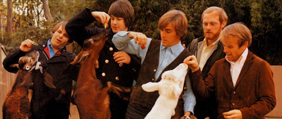 Pet Sounds by The Beach Boys (Untitled #2)