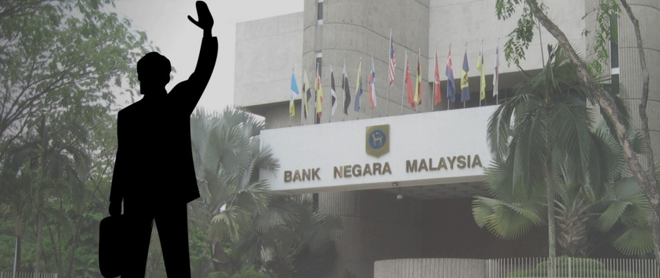 Bank Negara Governor Resigns