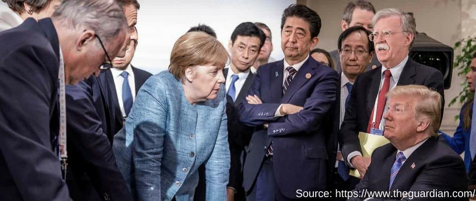Tantrum-Throwing Trump