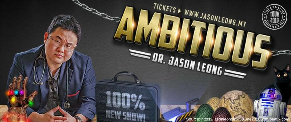 Ambitious: