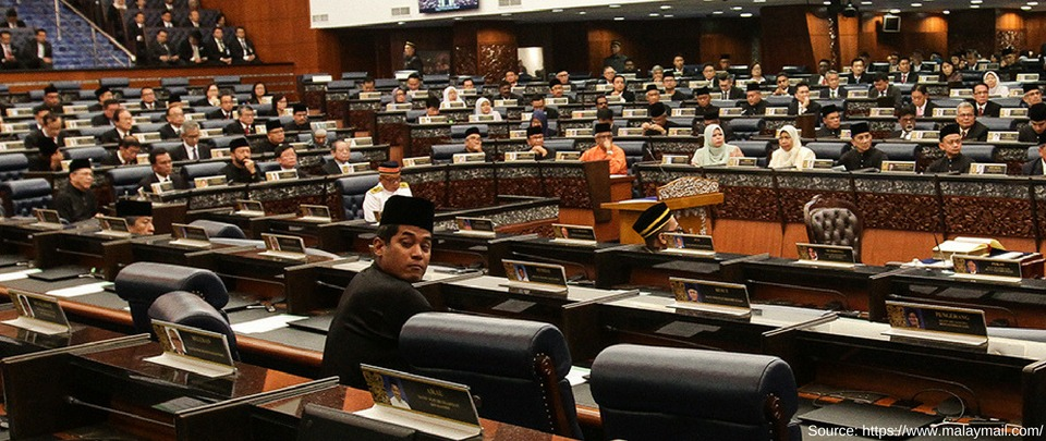 UMNO Walks Out, Khairy Sits In