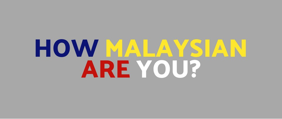 Talkback: What Makes a Real Malaysian