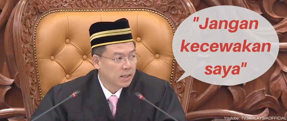 Parliament in Session: Make Malaysia Great Again