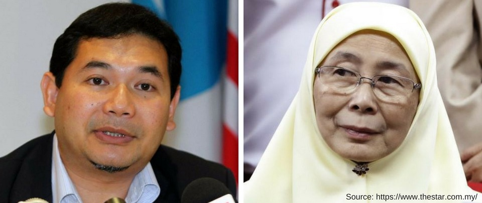 Does a Tudung Shape Your Perception of a Minister?