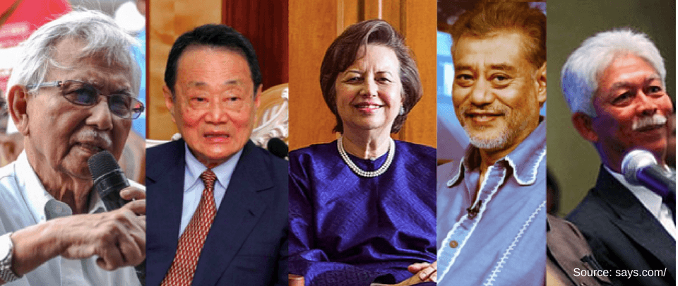 Council of Eminent Persons Won't End at 100 Days