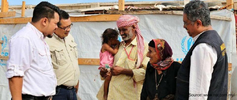 Tackling the Refugee Crisis Together?