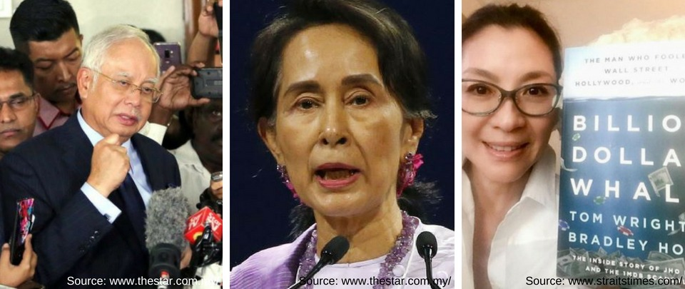 Michelle Yeoh-Yeoh's between BN and the Billion Dollar Whale