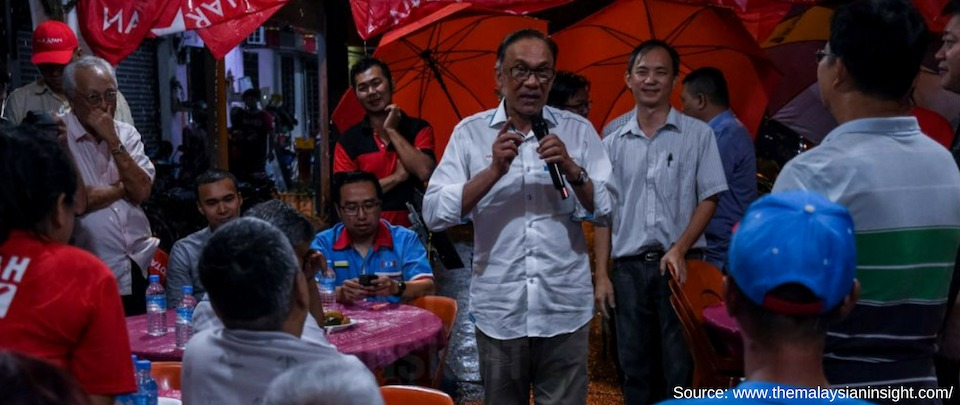 Why Anwar Came Out On Top in PD By-Elections