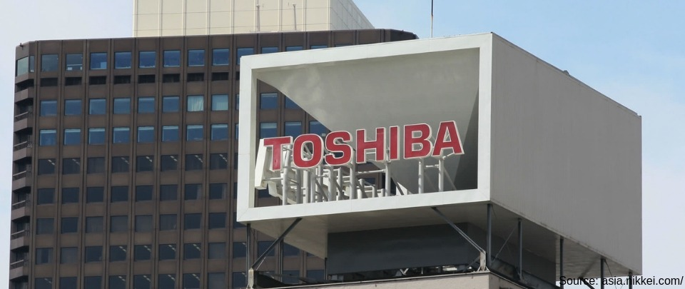 Toshiba Sheds its UK Nuclear Plant