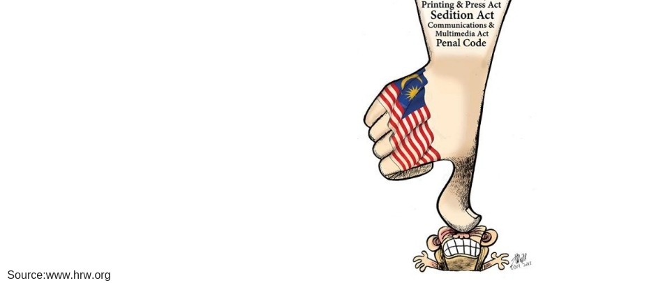 Comeback of the Sedition Act