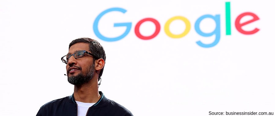 Google Staff Doubting CEO's Leadership