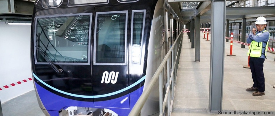 Jakarta's New MRT