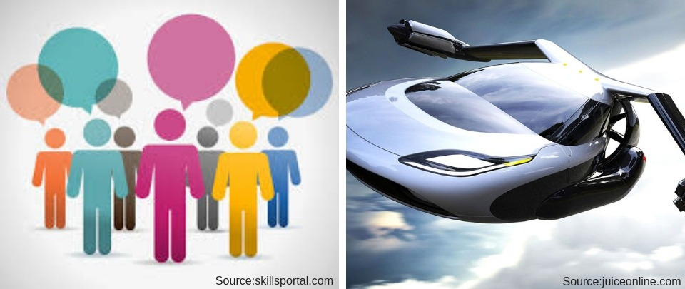 Of Flying Cars and Minister Miscommunications
