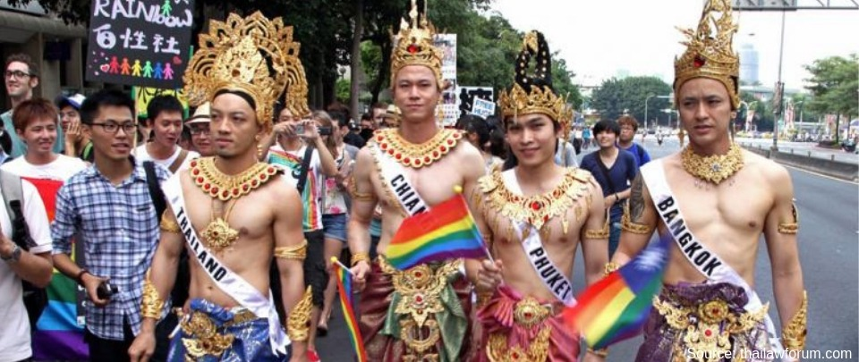 Thai Tourism Cashes In On Same-Sex Partnership Laws