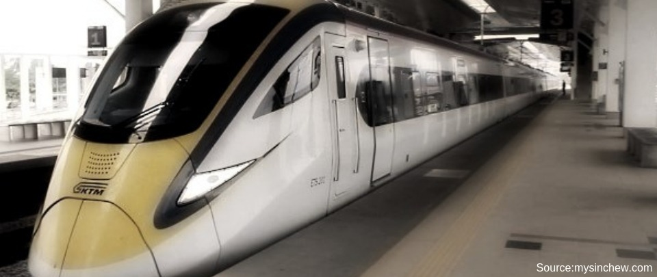 Are We On Board The ECRL?