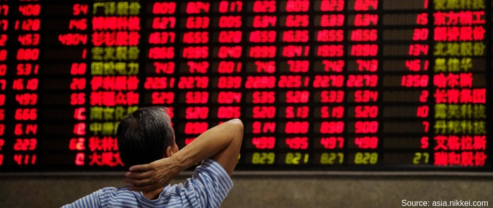 Stock Market Declining Over Past Months