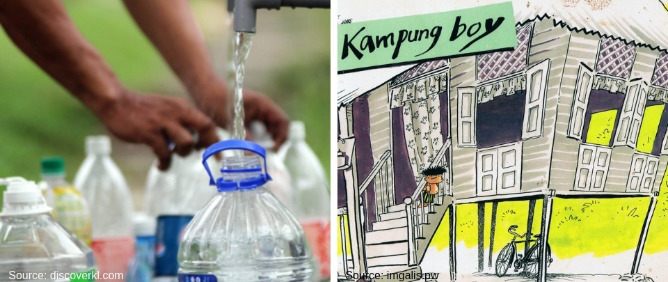 Water Cuts and Iconic Cartoon Characters