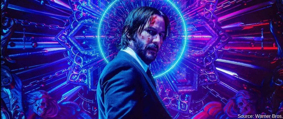 John Wick: Chapter 3 – Parabellum (Skip Intro #50)