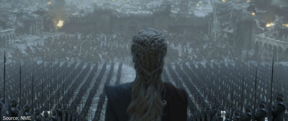A Song of Ice and Spoilers #6 - The Iron Throne