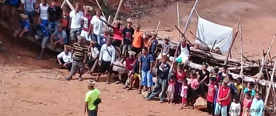 Land Dispute At Kampung Tasik Cunex