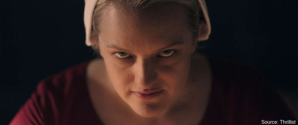 The Handmaid's Tale (Watch Now #5)
