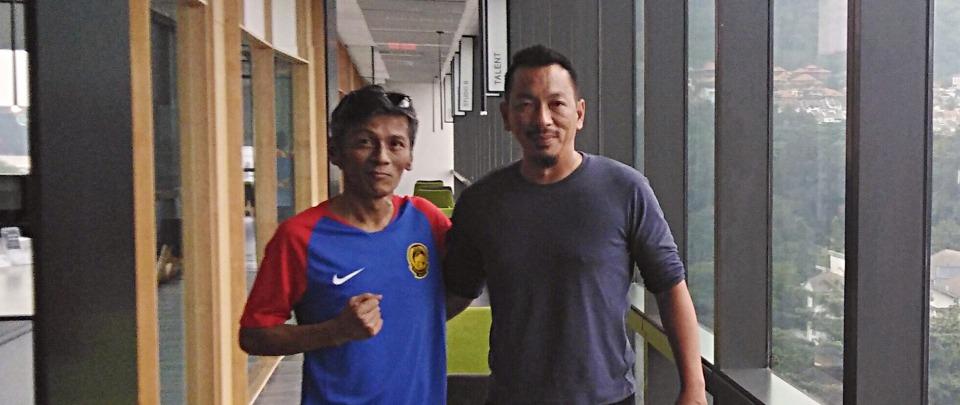 Grandstand S02EP03: Shazwan Wong
