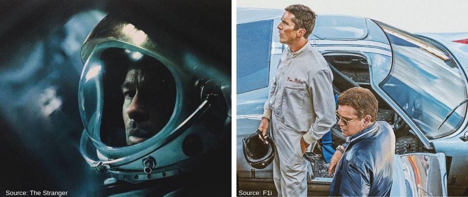 Movie Snacks: Ad Astra & Ford V. Ferrari (Skip Intro #65)