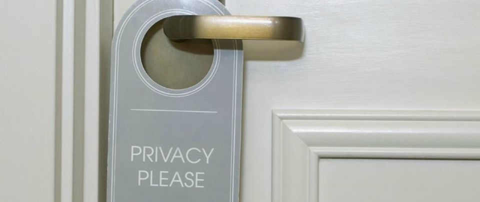 Privacy In Your Hotel Room Or Airbnb