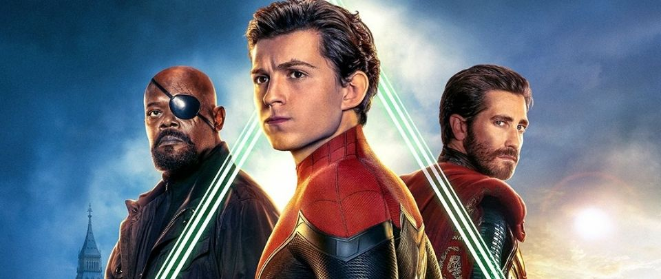 Spider-Man: Far From Home Spoilercast (Skip Intro #79.5)