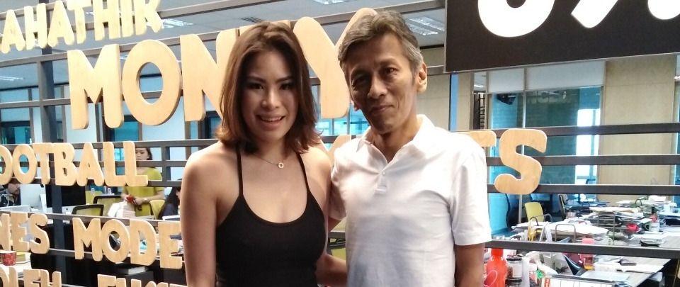 Grandstand S02EP07: Anja Chong