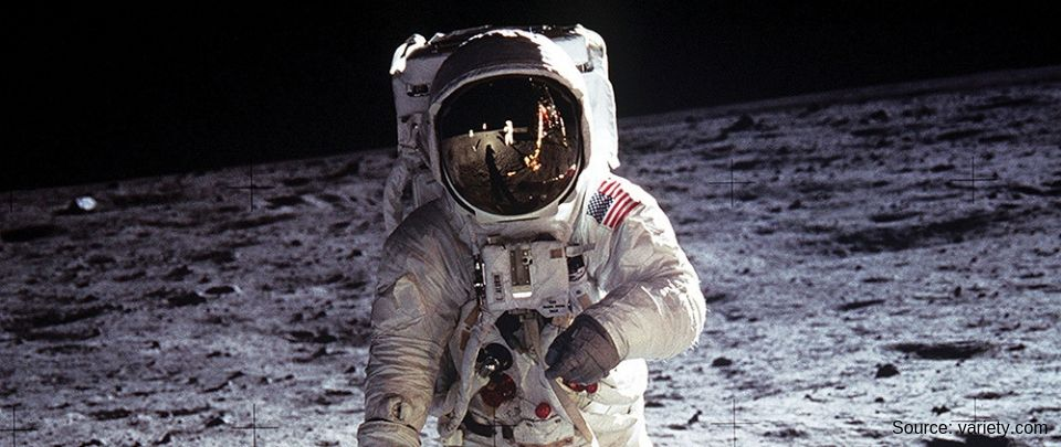 Were The Moon Landings All Faked?