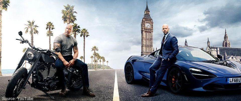 Fast & Furious Presents: Hobbs & Shaw (Skip Intro #99)