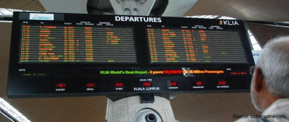 The Economic Cost of Flight Delays