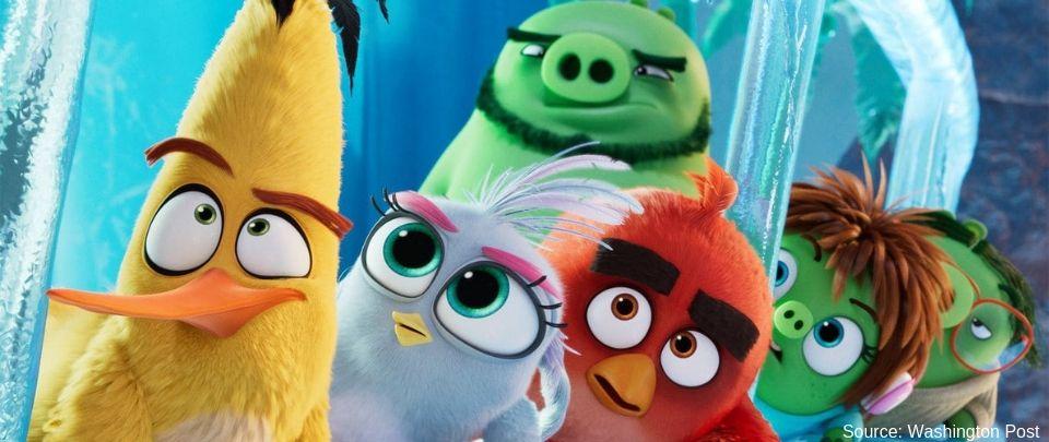 The Angry Birds Movie 2 (Skip Intro #117)