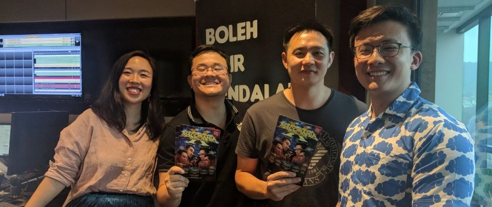 Malaysian Association of Chinese Comedians: The Goodbye Tour
