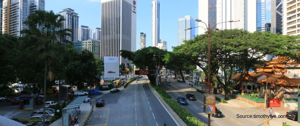 Making Jalan Ampang A Great Street