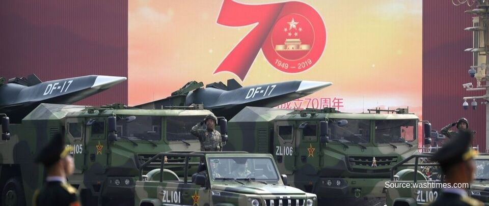 Observations From China's National Day Parade