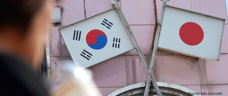 The Other Trade War: Japan v South Korea